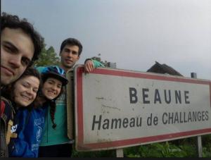 hameau de Challanges