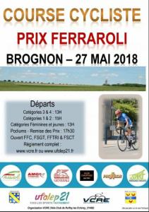 affiche Brognon