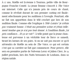 article Maelle