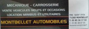 montbellet automobiles