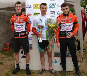 podium juniors La motte