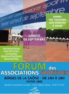 affiche forum assoc tournus 8 sept 2018
