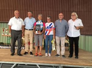 odette podium thevenet