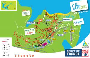 parcours cyclo cross Razès