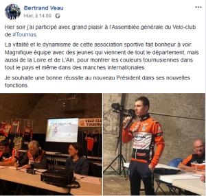 Mot fcb du Maire AG Tournus