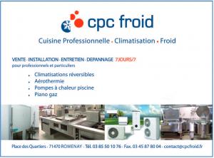 CPC Froid Romenay
